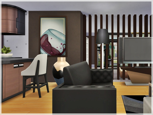 Sims 4 Florenz house by Ray Sims at TSR