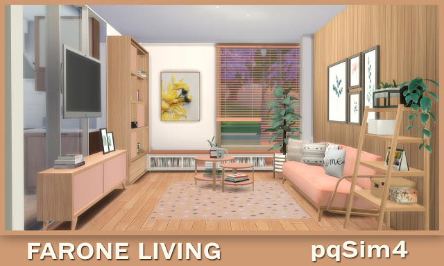 Farone Living at pqSims4 image 23212 Sims 4 Updates