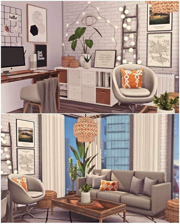 1312, 21 Chic Street Apartment by Sooky at Blooming Rosy image 2331 Sims 4 Updates