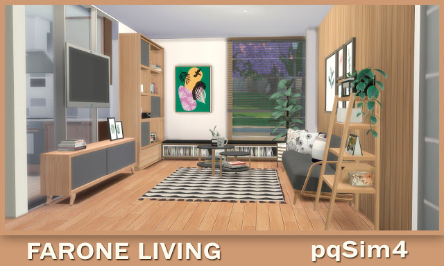 Farone Living at pqSims4 image 23310 Sims 4 Updates