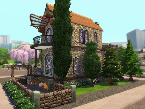 Callery House by Ineliz at TSR image 2339 Sims 4 Updates