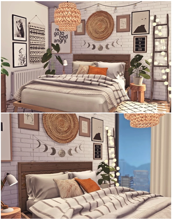 1312, 21 Chic Street Apartment by Sooky at Blooming Rosy image 2361 Sims 4 Updates