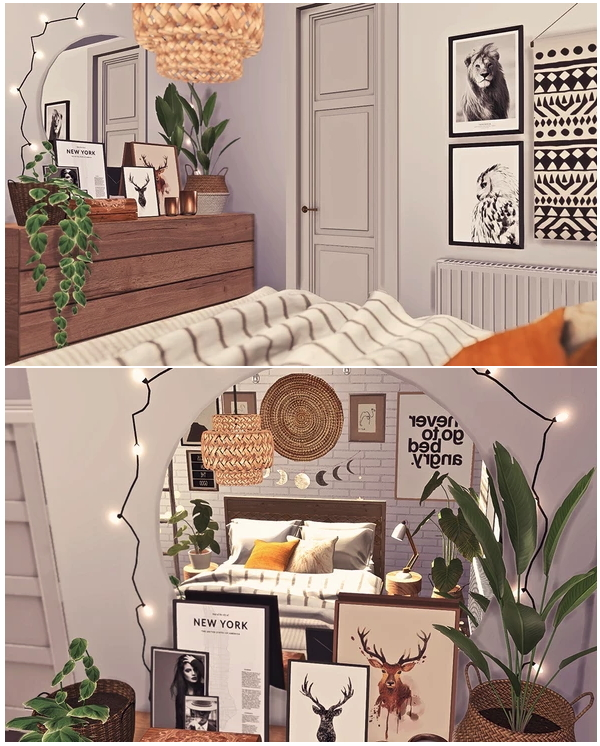 1312, 21 Chic Street Apartment by Sooky at Blooming Rosy image 2381 Sims 4 Updates