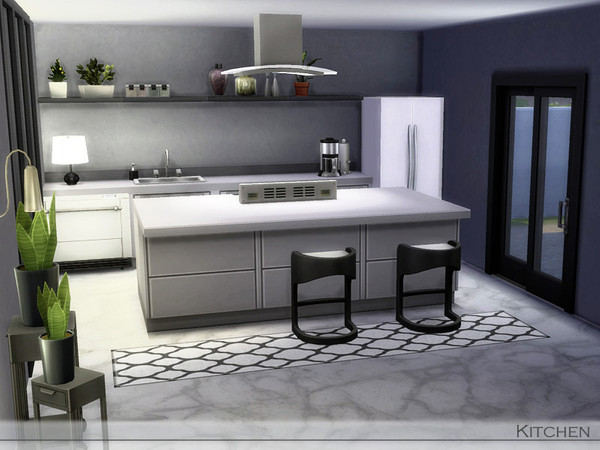 Designer Home II by Ms Jessie at TSR image 2424 Sims 4 Updates