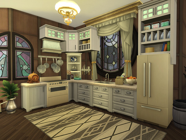 Callery House by Ineliz at TSR image 2437 Sims 4 Updates