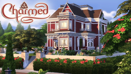 Charmed Halliwell Manor at BERESIMS image 247 Sims 4 Updates