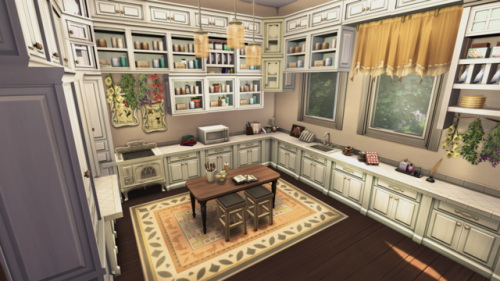 Charmed Halliwell Manor at BERESIMS image 250 Sims 4 Updates