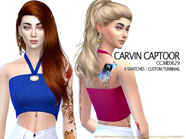 Sims 4 Me0629 top by carvin captoor at TSR