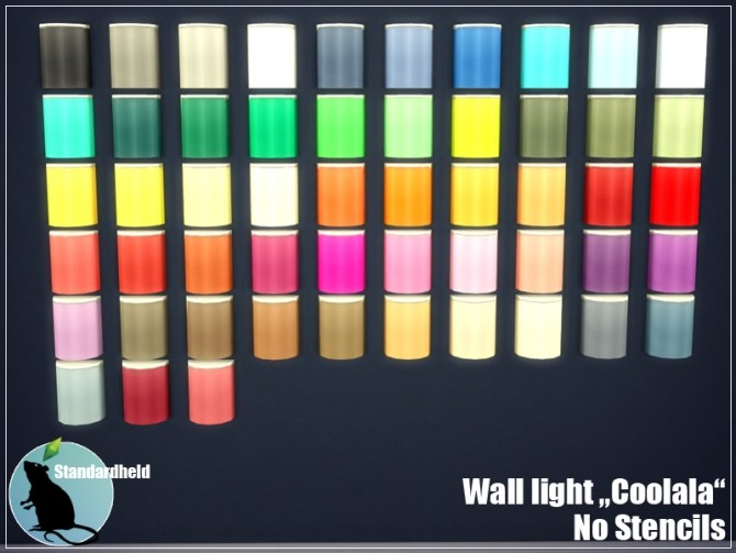 Coolala Wall Light at Standardheld image 25211 670x503 Sims 4 Updates