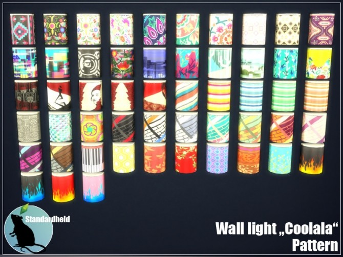 Coolala Wall Light at Standardheld image 2535 670x503 Sims 4 Updates
