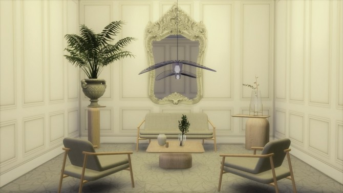 APRIL TABLE COLLECTION at Meinkatz Creations image 2593 670x377 Sims 4 Updates