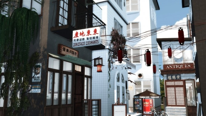 Sims 4 89   FORTUNE STREET at SoulSisterSims