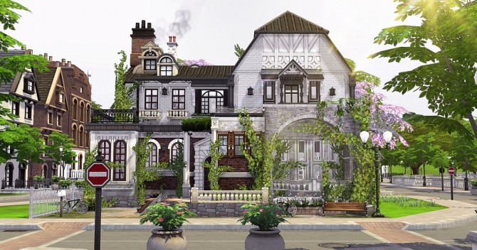 Cozy English House at HoangLap's Sims image 26210 670x352 Sims 4 Updates