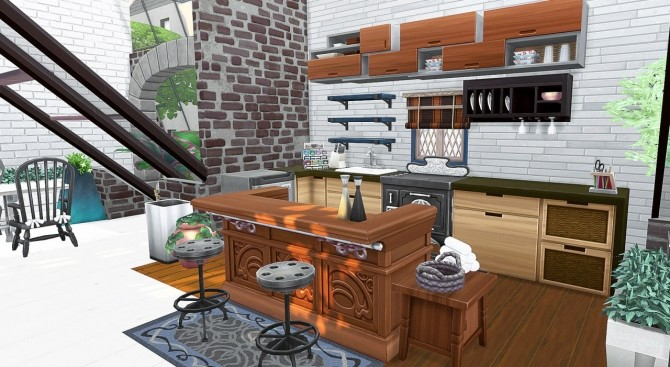 Cozy English House at HoangLap's Sims image 2653 670x367 Sims 4 Updates