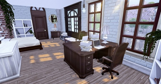 Cozy English House at HoangLap's Sims image 2683 670x352 Sims 4 Updates