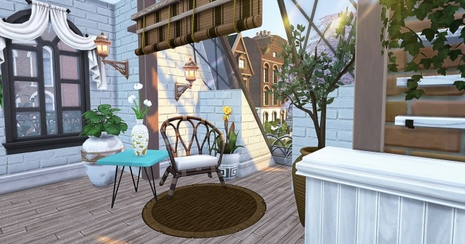 Cozy English House at HoangLap's Sims image 2693 670x352 Sims 4 Updates