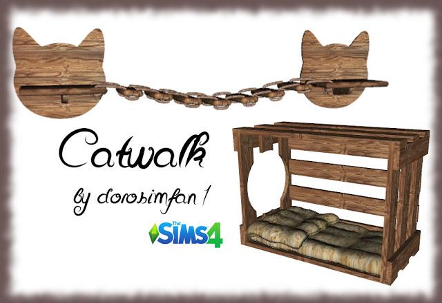 Catwalk by dorosimfan1 at Sims Marktplatz image 2729 Sims 4 Updates
