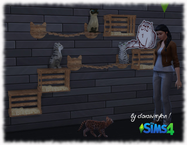 Catwalk by dorosimfan1 at Sims Marktplatz image 2733 Sims 4 Updates