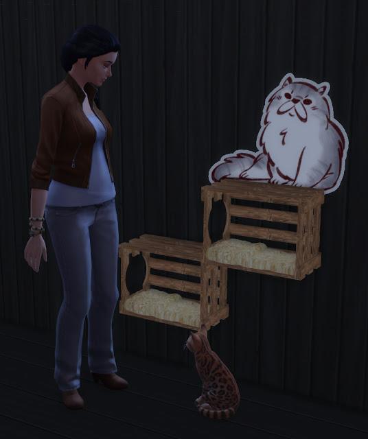 Sims 4 Catwalk by dorosimfan1 at Sims Marktplatz