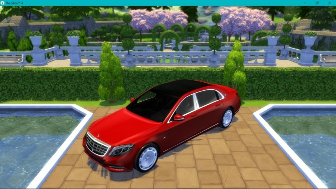 Mercedes Benz S600 Maybach at LorySims image 29110 670x377 Sims 4 Updates