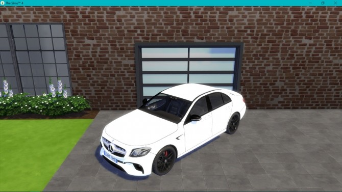 Mercedes Benz E63 AMG at LorySims image 3081 670x377 Sims 4 Updates