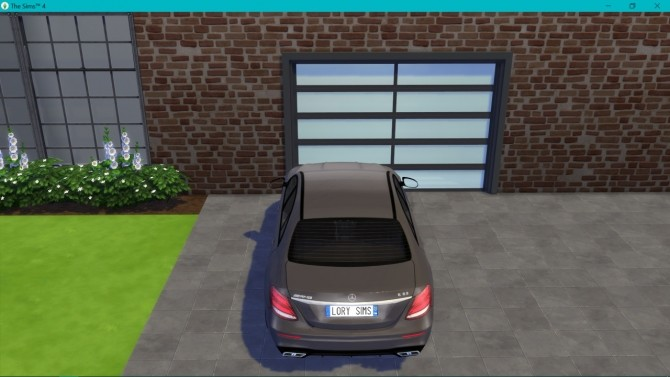Mercedes Benz E63 AMG at LorySims image 3091 670x377 Sims 4 Updates