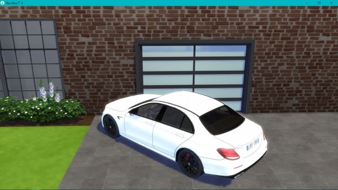 Mercedes Benz E63 AMG at LorySims image 3141 670x377 Sims 4 Updates