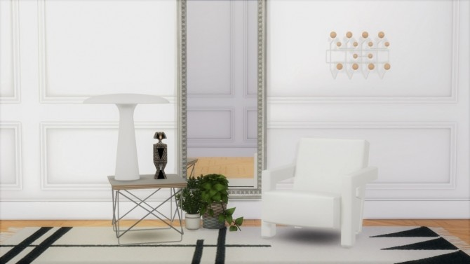 UTRECHT ARMCHAIR at Meinkatz Creations image 3291 670x377 Sims 4 Updates