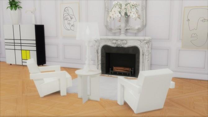 UTRECHT ARMCHAIR at Meinkatz Creations image 3301 670x377 Sims 4 Updates