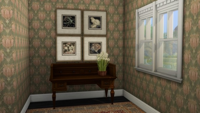 Sims 4 Everything old is new again at b5Studio