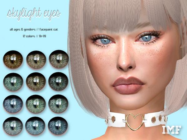 Sims 4 IMF Skylight Eyes N.119 by IzzieMcFire at TSR