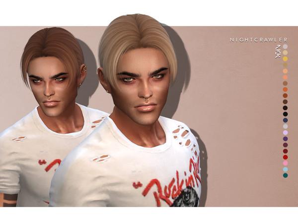 Nick HAIR by Nightcrawler at TSR image 39 Sims 4 Updates