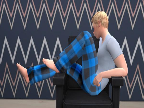 Male Pj Pants set by NephelaeSims4 at TSR image 390 Sims 4 Updates