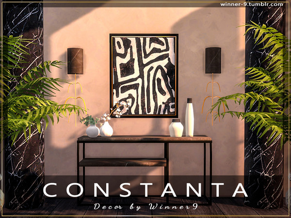Constanta decor by Winner9 at TSR image 4416 Sims 4 Updates