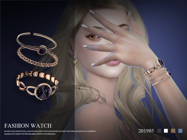 Sims 4 Watch 201905 by S Club LL at TSR