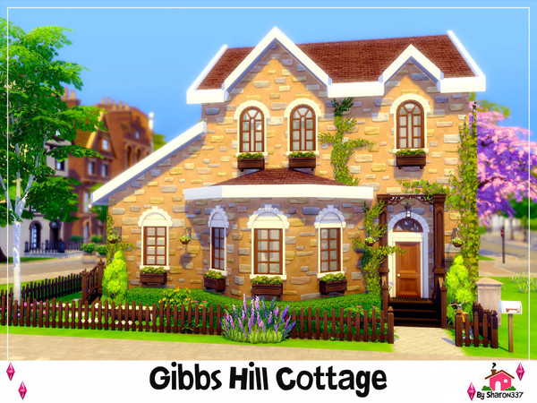 Gibbs Hill Cottage by sharon337 at TSR image 6914 Sims 4 Updates