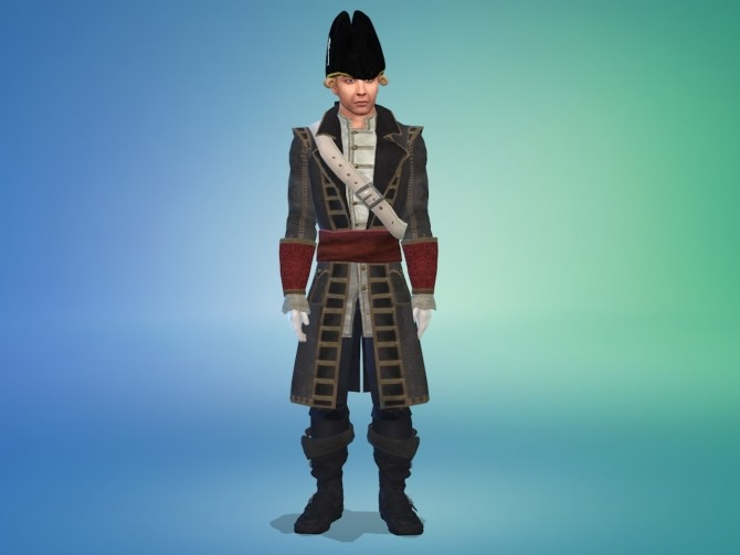 18th Century British Red Coat Soldier by Nutter Butter 1 at Mod The Sims image 7017 670x503 Sims 4 Updates
