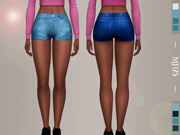 Shoreland Shorts by Margeh 75 at TSR image 703 Sims 4 Updates