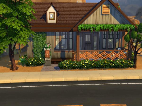Humble Homestead by LJaneP6 at TSR image 729 Sims 4 Updates