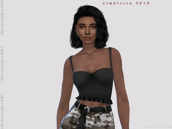 Winnie Top by Christopher067 at TSR image 734 Sims 4 Updates