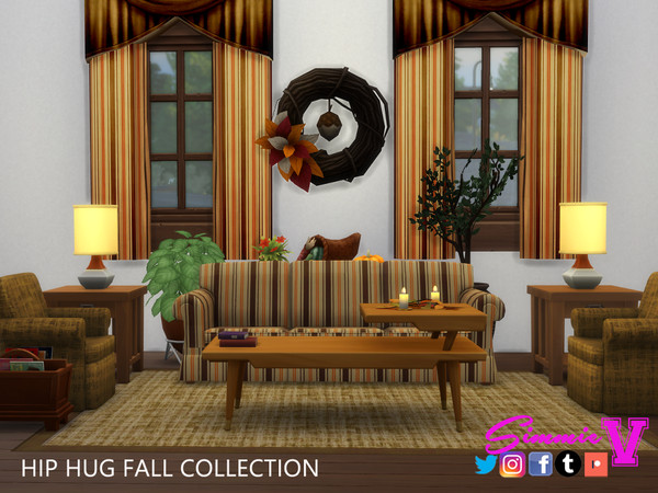 Hip Fall Collection by SimmieV at TSR image 750 Sims 4 Updates