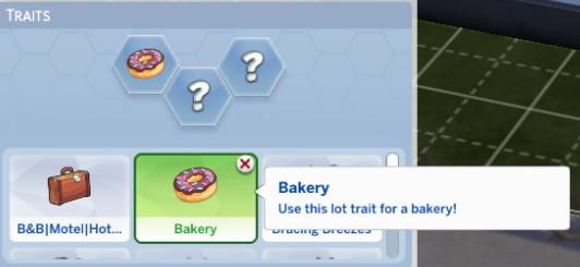 Sims 4 Lot traits at Kiara's Sims 4 Blog