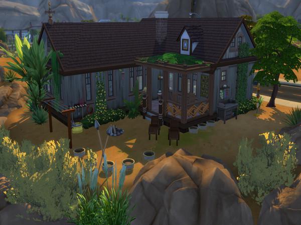 Humble Homestead by LJaneP6 at TSR image 827 Sims 4 Updates