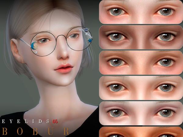Eyelids 05 by Bobur3 at TSR image 872 Sims 4 Updates