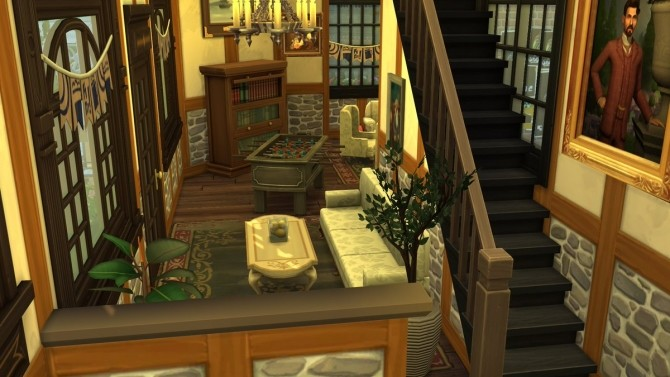 PRIDE OF BRITECHESTER old and cozy pub at Fab Flubs image 9411 670x377 Sims 4 Updates