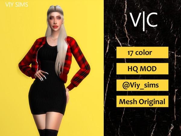Viy Sims Dress SPORTGLAM VI - III