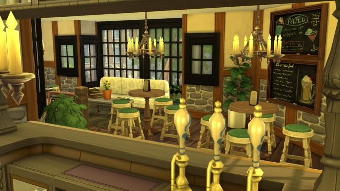 PRIDE OF BRITECHESTER old and cozy pub at Fab Flubs image 9511 670x377 Sims 4 Updates