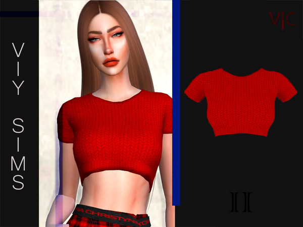 Shirt II by Viy Sims at TSR image 960 Sims 4 Updates