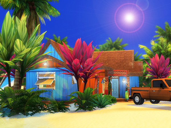 Sims 4 Mama Starter by dasie2 at TSR