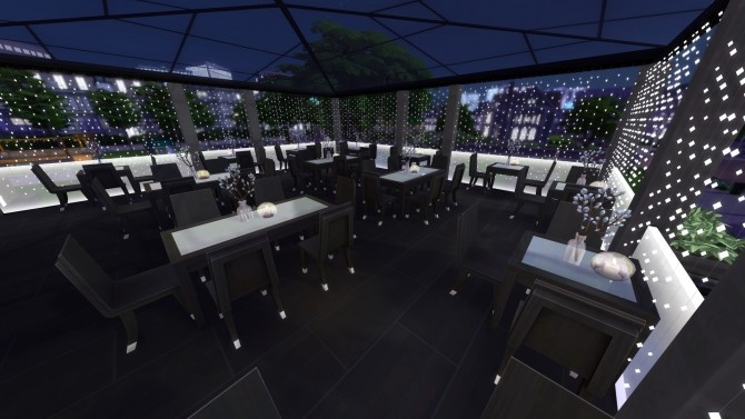 Restaurant Sabor de la Vida by Viktoriya9429 at Mod The Sims image 11614 670x377 Sims 4 Updates